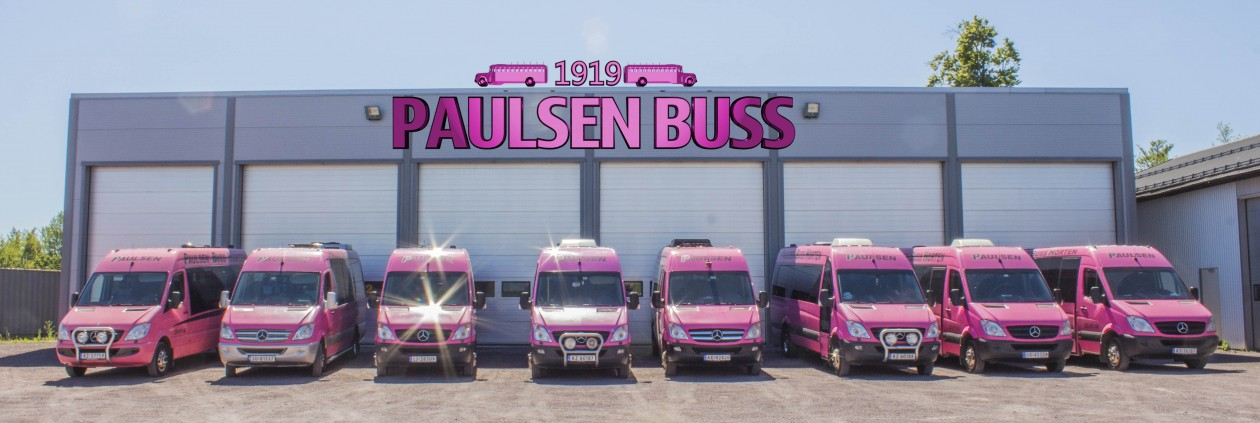 PAULSEN BUSS AS